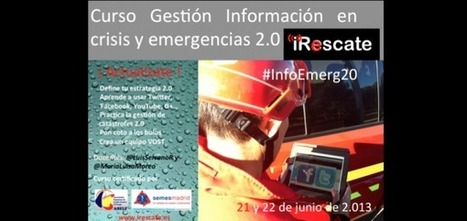 Curso de Comunicación Crisis y Emergencias 2.0 | MK | Scoop.it