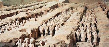 Kids History: The Terracotta Army of Ancient China | Dragonkeeper | Scoop.it