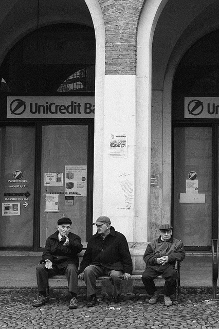 The 3 stooges | street photography by Enzo Cositore | Scoop.it