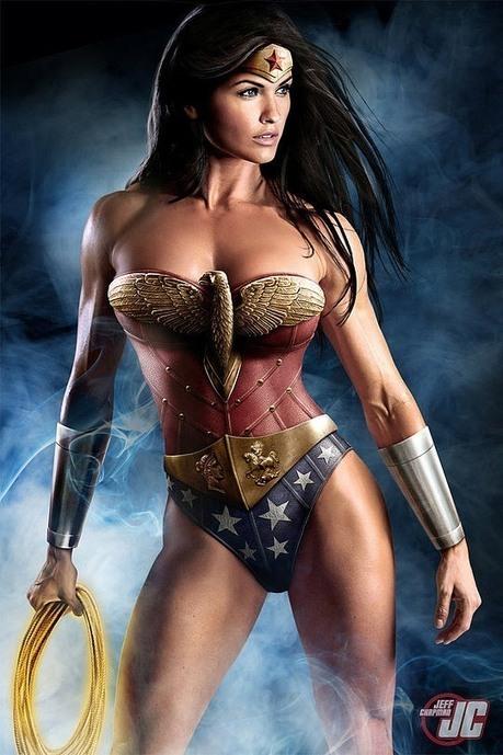 Female Heroes by Jeff Chapman | Culture and Fun - Art | Scoop.it