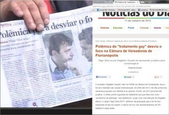Sindicato repudia agressão de vereador contra jornalista e bom jornalismo   fotebol   Scoop.it