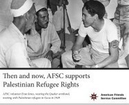Palestinian Refugees and the Right of Return | American Friends Service Committee | Berlin Blockade | Scoop.it