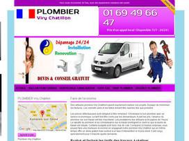 Annuaire dechiffre - » Plomberie Viry-Chatillon | Les scoops de Buldozer | Scoop.it