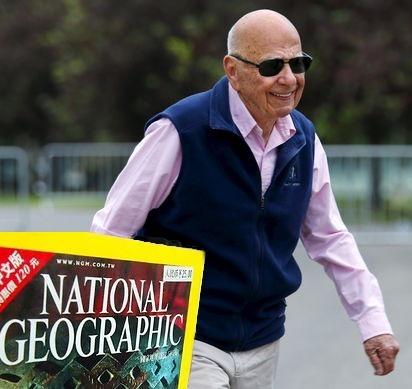 Fox s'empare du magazine et des chaînes de télévision de National Geographic | DocPresseESJ | Scoop.it