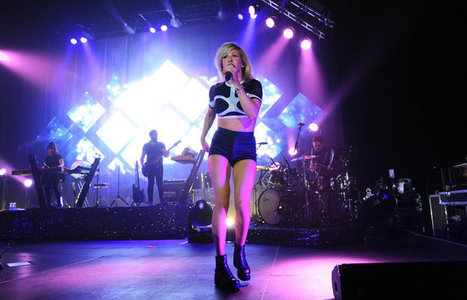 Beautiful Ellie Goulding Performed In Concert In Poland!! | Hollywoodneuz | Scoop.it