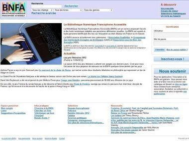 Lancement de la bibliothèque numérique francophone accessible - Vagabondages   Du bon usage... ou du mauvais des bibliothèques numériques   Scoop.it