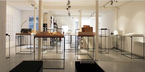 La galerie d'architecture - Paris   The Architecture of the City   Scoop.it