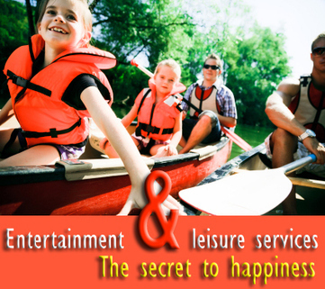Entertainment and leisure services – The secret to happiness   Leisure, entertainment, hospitality in India   Scoop.it