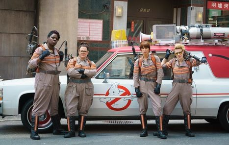 Beyond Ghostbusters: How Gender Reboots Perpetuate Hollywood's Sexism and What We Should Do About It | Fabulous Feminism | Scoop.it