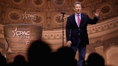 Rand Paul Says He's 'More of a Target' Now That He's Topping the Polls | Senior Year Scoops | Scoop.it