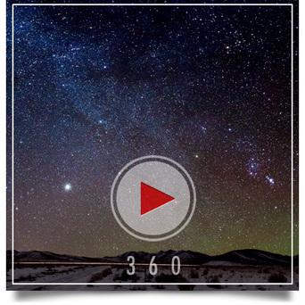 Utah's Western Desert at Night-3D Panorama | SEER | Scoop.it
