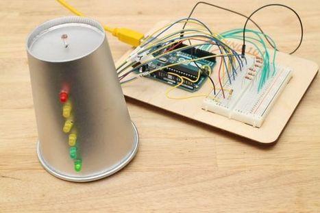 Arduino Light Theremin | Arduino, Netduino, Rasperry Pi! | Scoop.it