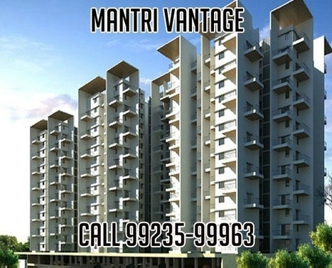 Mantri Vantage Kharadi Amenities | Real Estate | Scoop.it