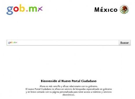 El Portal Ciudadano de México en plan Google | Urban Life | Scoop.it