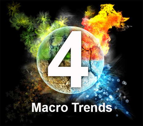 Four Unexpected Macro Trends for 2013 and Beyond | Philosophy, Thoughts and Society | Scoop.it