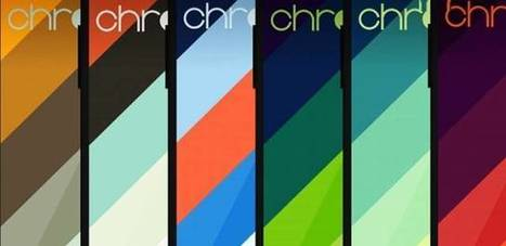 Chrooma Live Wallpaper v1.7   apkvietvn   Scoop.it