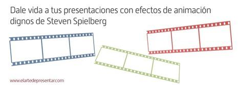 El arte de presentar » Secretos del PowerPoint: Dale vida a tus presentaciones con efectos de animación dignos de Steven Spielberg | Geoambiente y Sociedad | Scoop.it