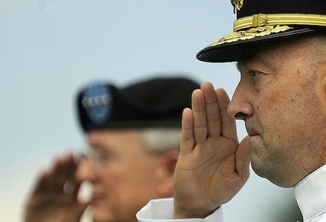 The Admiral in the Library: James Stavridis | Strategy and Leadership | Scoop.it