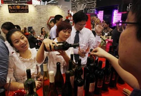 China's #Wine Industry Explodes, But Not Yet On The World Stage | Vitabella Wine Daily Gossip | Scoop.it
