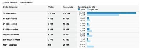 Comment utiliser l'outil de pilotage Google Anlaytics pour votre site ? - Pikock | SEO - SEA - SEM | Scoop.it
