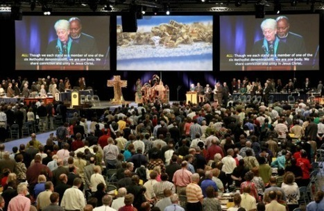 Will Same-Sex Marriage Split the United Methodist Church? | Law and Religion | Scoop.it