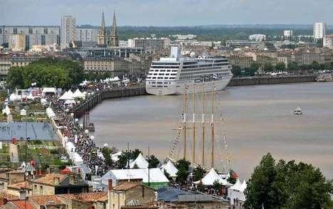 Bordeaux fête le vin du 23 au 26 juin 2016 : le festival du vin à Bordeaux | Oenotourisme en Entre-deux-Mers | Scoop.it