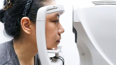 Parkinson's could potentially be detected by an eye test - BBC News | Vous avez dit Innovation ? | Scoop.it