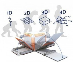 The Fourth Dimension: 4D Printing | Big and Open Data, FabLab, Internet of things | Scoop.it