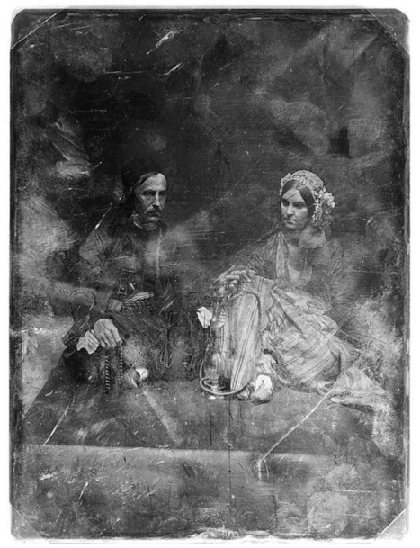 Decayed Daguerreotypes   The Public Domain Review   Backlight Magazine. Photography and community.   Scoop.it