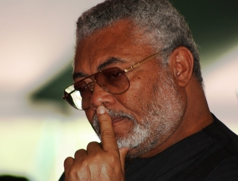 Rawlings commends ECOWAS and France for intervention in Mali - Citifmonline | Focus on ECOWAS | Scoop.it