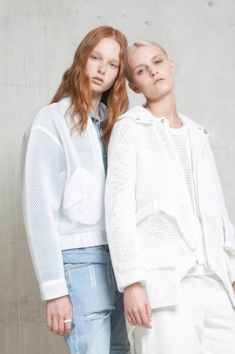 We Are Selecters · Off-White by Virgil Abloh Women's SS15 Campaign | My Fashion Selection | Scoop.it