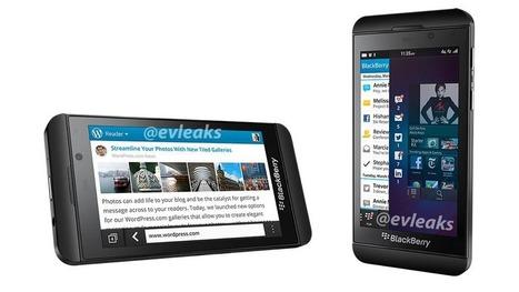 Le BlackBerry Z10 devrait coûter 560€ lors de sa sortie.   Boulama Kandine   Scoop.it