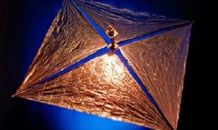 ESA Developing Solar Sail to Safely Deorbit Satellites   Parabolic Arc   Wake up Rosetta   Scoop.it
