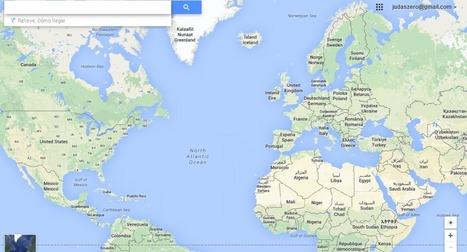 Proyecto de conexión de autoridades de nombre geográfico con Google Maps | Web y Herramientas Sociales | Scoop.it