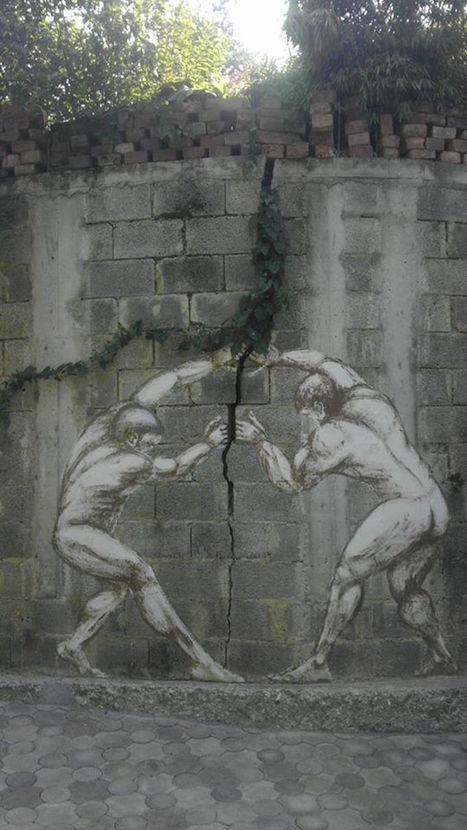 Les 60 plus belles oeuvres de Street-Art en 2014 selon Art Fido | LA VILLE DANS TOUS SES ÉTATS | Scoop.it
