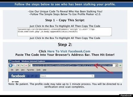 Facebook Scams You Need To Know About: The 9 Most Common Hacks And Attacks | Facebook Tricks | Scoop.it