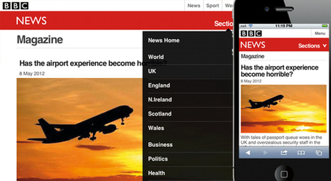 The top 25 responsive sites of 2012   Feature   .net magazine   Responsive Website Design   Scoop.it