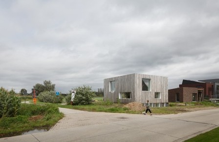 Zero Energy House Lokeren / BLAF Architecten | Architecture | Scoop.it