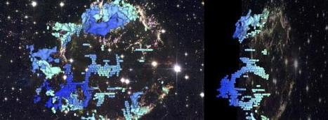 CAT Scan of Nearby Supernova Remnant Reveals Frothy Interior | 911 | Scoop.it