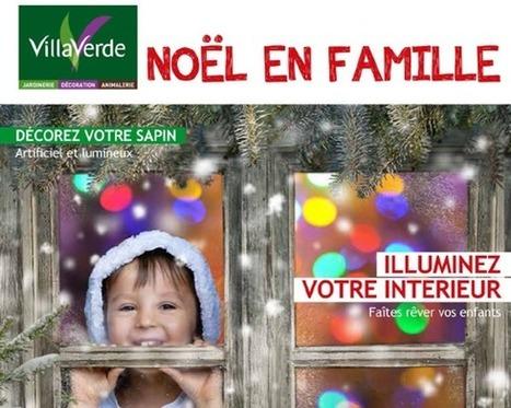 VillaVerde fête Noël avec un beau dépliant ! - 18marketing | Marketing et Promotions | Scoop.it