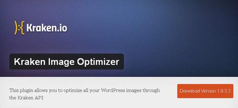 Kraken Image Optimizer - Image Optimization WordPress Plugin | Cours Informatique | Scoop.it