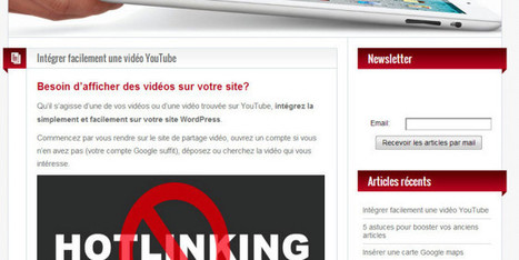 Bouzid Otmani, le voleur de contenu - Plagiaire | Axxcom | Scoop.it