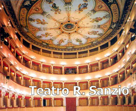 Le Marche and the 100 Historic Theatres | Le Marche another Italy | Scoop.it