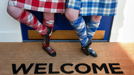 Scots the friendliest and most agreeable in UK, according to study | Culture Scotland | Scoop.it