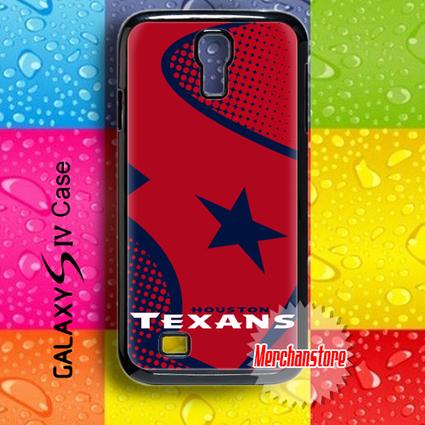 Houston Texans NFL Samsung Galaxy S4 Case | Merchanstore - Accessories on ArtFire | SAMSUNG GALAXY S4 CASE | Scoop.it