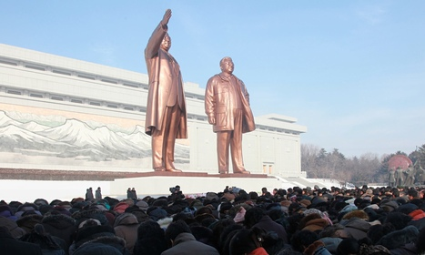 Misery and mass bowing: the view from a North Korean tour bus | Daily Crew | Scoop.it