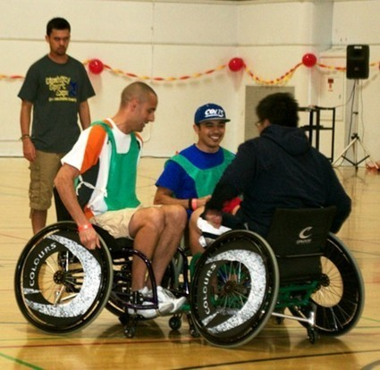 Disability Sports Expo brings awareness to wheelchair sports | Sports Facility Management | Scoop.it