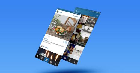 L'algorithme qui choisira les posts Instagram est déployé : qu'est ce que ça change ? - Tech - Numerama | Le Community Management autrement | Scoop.it