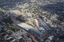 Google reveals new London 'groundscraper' HQ | Technology Breakthroughs | Scoop.it
