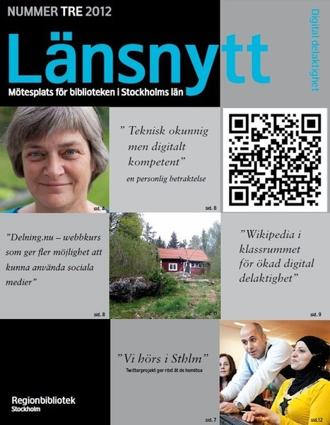Länsnytt • Regionbibliotek Stockholm | Folkbildning på nätet | Scoop.it